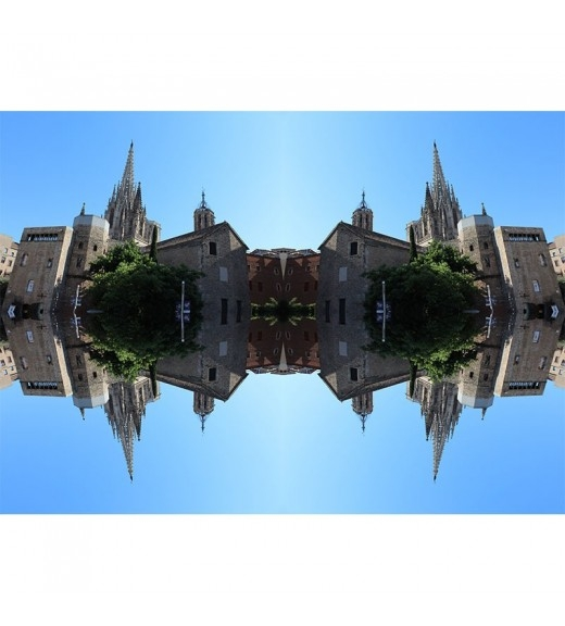 Cathedral: The eye & the mirror