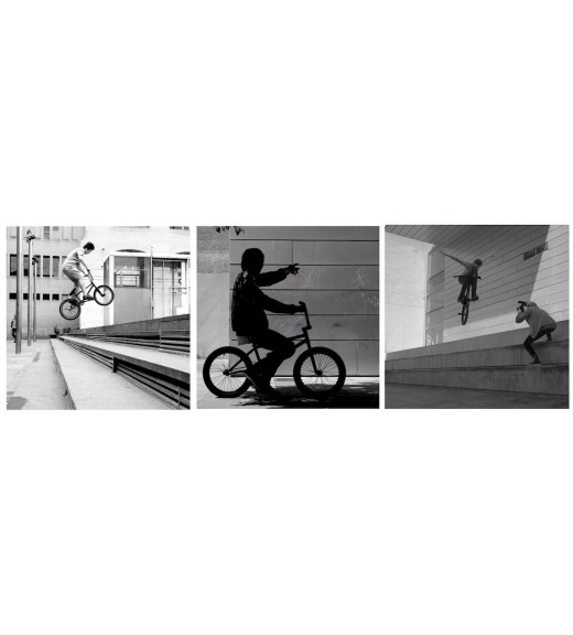 Riders on MACBA