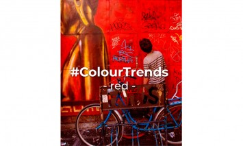 Colour trends 2019